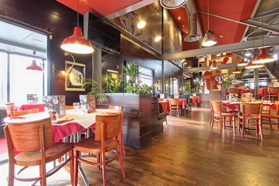Hippopotamus viry ch tillon 120 avenue du g n ral de gaulle restaurant avis num ro de - Table a pizza viry chatillon ...