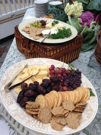 Maison Blanc Caterers Artisan Cheese Plate & Artisan Cheese Plate - Picture of Maison Blanc Caterers Allentown ...