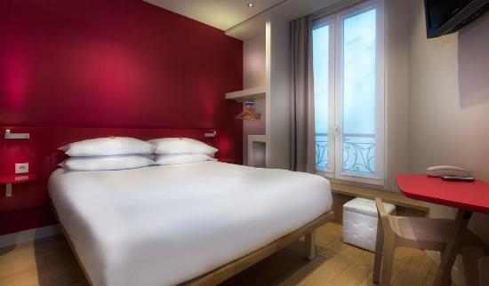 Hotel Andrea: Chambre Double sur Cour