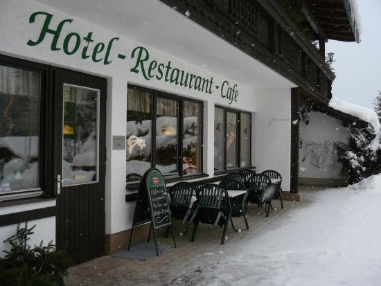 Lindberg, Alemania: Eingangsbereich