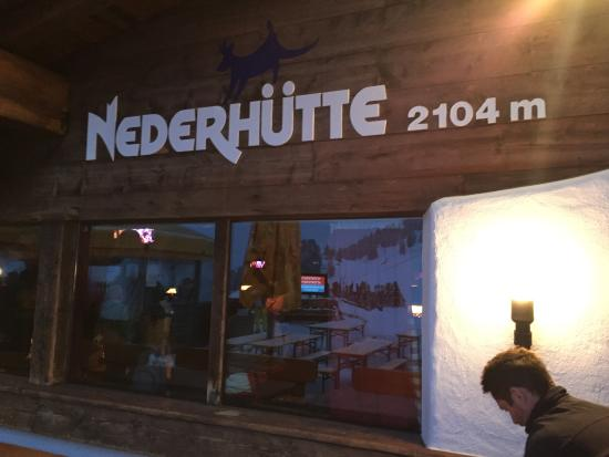 Nederhütte: Loving it!