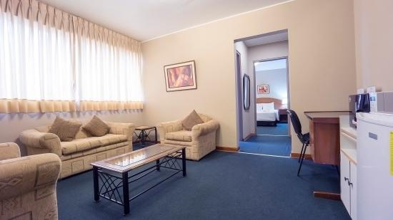 Suites Larco 656: SUITE EJECUTIVA 206