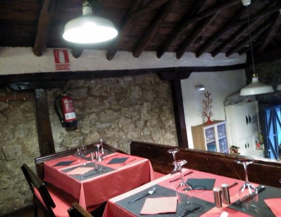 Restaurante corchea en collado villalba for Sala 8 collado villalba