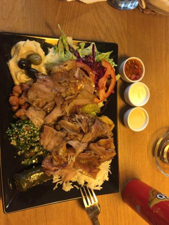 Hisham's International Grill