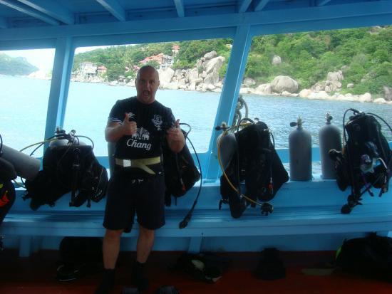 Crystal Dive Resort: Great trip