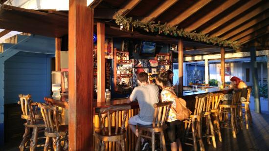 Blue Marlin : Bar area