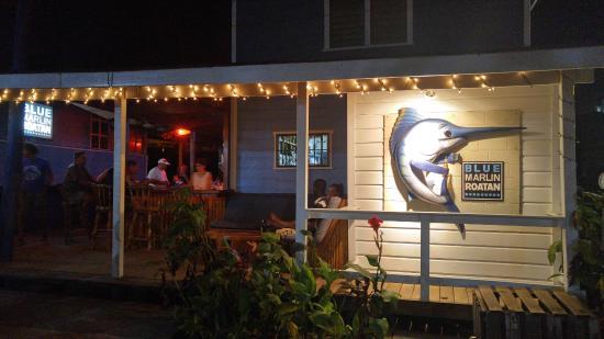 Blue Marlin : Entrance