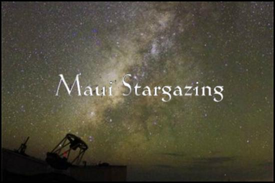 Maui Stargazing (Kula) - 2019 All You Need to Know BEFORE
