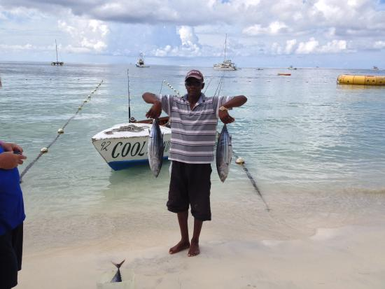 Negril Deep Blue Fishing
