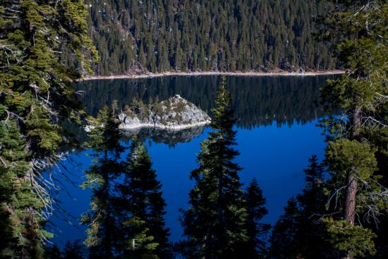 South Lake Tahoe, CA: picture perfect day