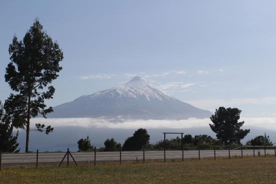 PuertoMontt-Excursiones: Osorno on a good day