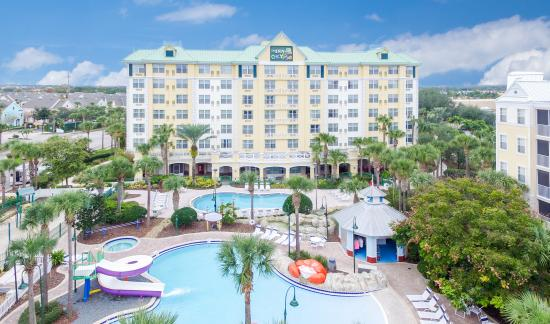 Holiday Inn Express Suites S Lake Buena Vista The At Calypso Cay Orlando