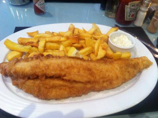 Peggotty's Finest Fish & Chips: photo0.jpg