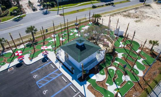 ‪Okaloosa National Mini Golf & Ice Cream‬
