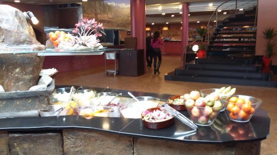 El mirador la jonquera restaurant avis photos for Restaurant la jonquera