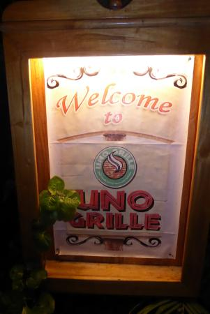 Uno Grille