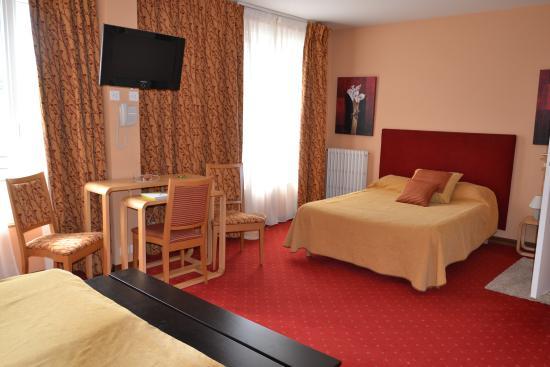 Hotel & Restaurant Robic: chambre