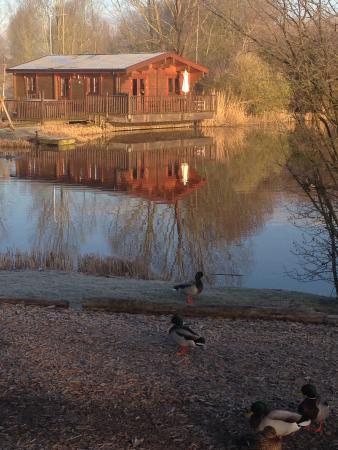 Badwell Ash, UK: Bright & Frosty Morning