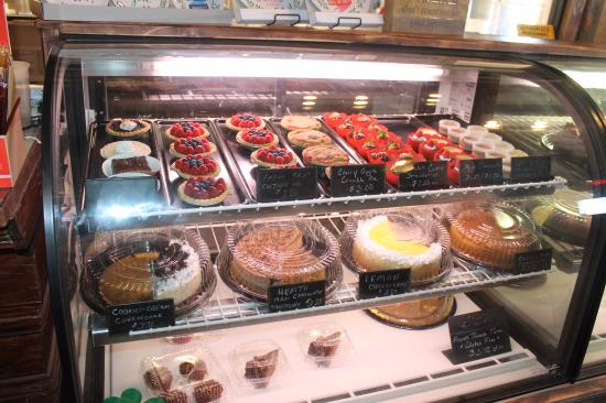 Latta, Carolina del Sur: Bakery goodies