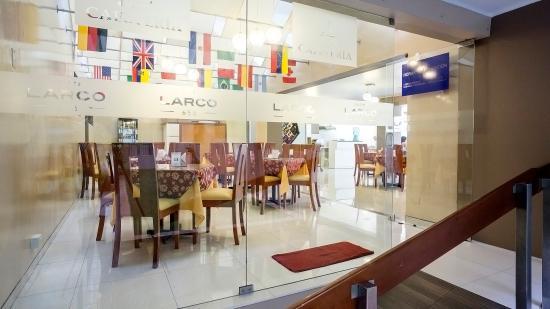 Suites Larco 656: Hora del desayuno, bienvenidos!!