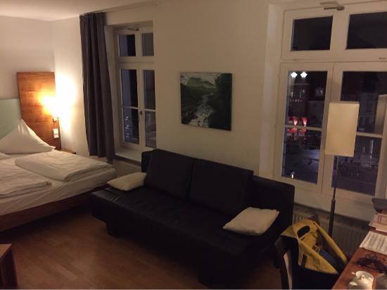 Foto de Augustiner Tor Hotel
