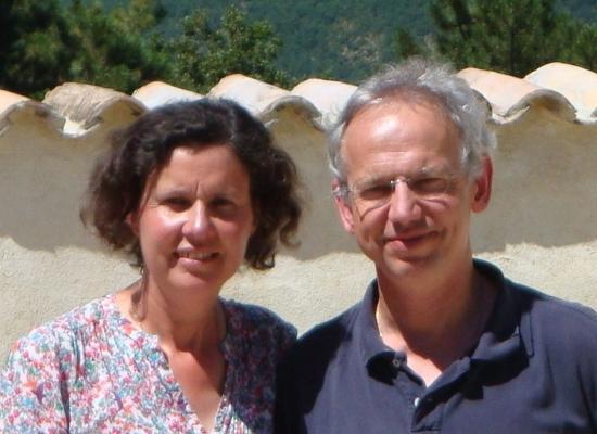 Les Bergerons : Anne et Gilles Morvan