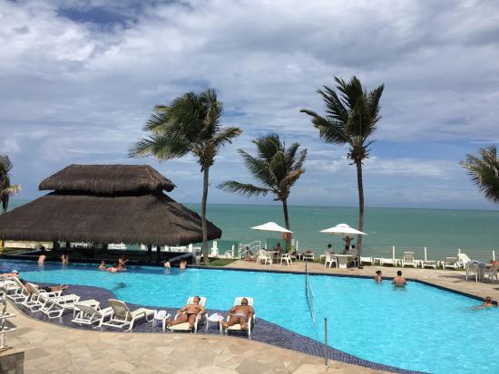 Aram Natal Mar Hotel: Área das piscinas do hotel. A melhor.
