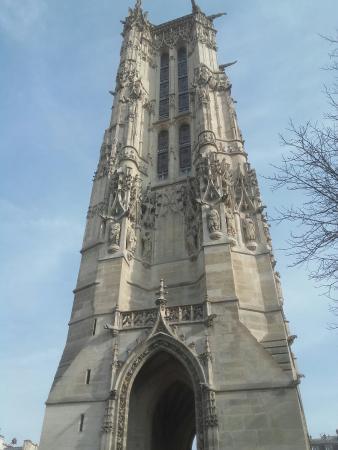 París, Francia: Saint-Jacques Tower