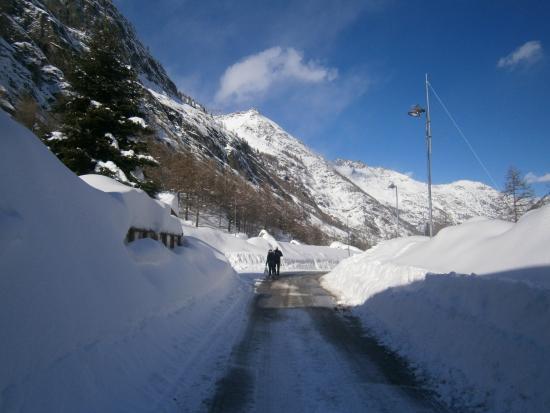 Hotel Foyer De Montagne : Hotel foyer de montagne valgrisenche prezzi e