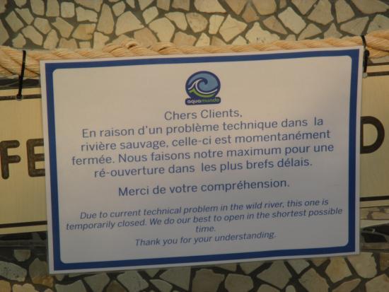 rivi u00e8re sauvage Picture of Center Parcs Domaine Le Bois Aux Daims, Les Trois Moutiers  # Riviere Sauvage Fermée Center Parc Bois Aux Daims