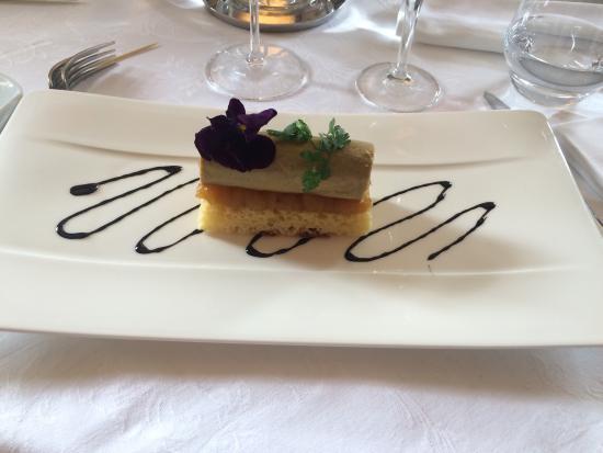 Picture of auberge du beaucet le beaucet for Restaurant le beaucet