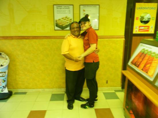 Subway: amistad
