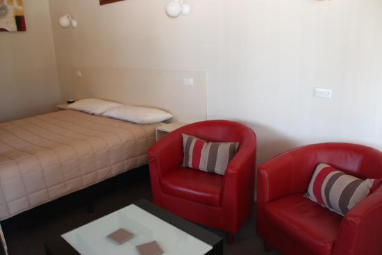 Jetty Motel: Queen room