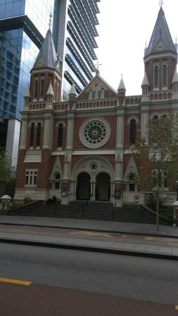 Trinity Arcade Beautiful Trinity Church has an open doors program & Beautiful Trinity Church has an open doors program - Picture of ...
