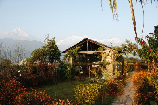 fishtale and the rest of annapurna mountain range can be seen by the rh tripadvisor com