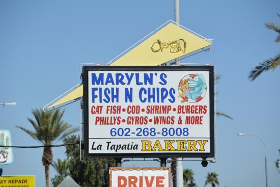 Maryln's Fish and Chips