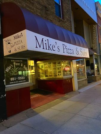 Mike's Pizza and Subs