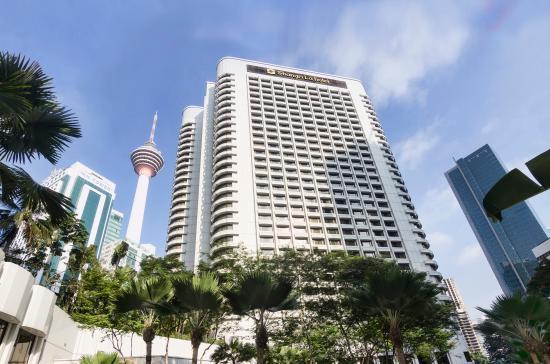 Shangri-La Hotel Kuala Lumpur: Exterior-1