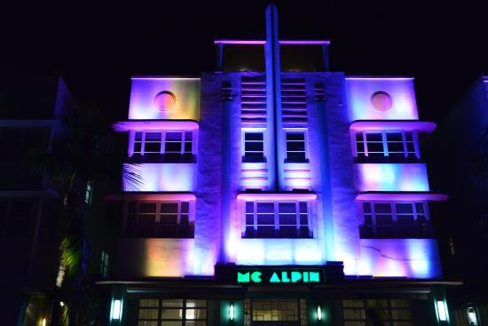 Hilton Grand Vacations At McAlpin Ocean Plaza Historic Art Deco Mc Alpin Building