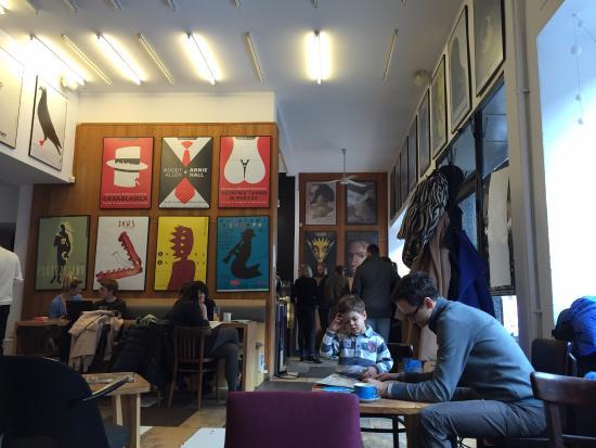 Photo of Coffee Shop Relaks at Puławska 48, Warszawa 02-559, Poland