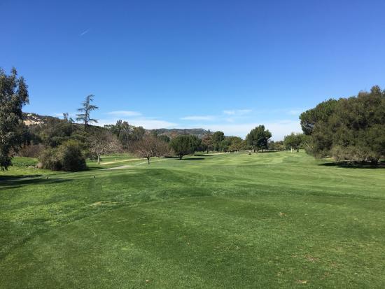 Temecula Creek Inn: Golf course