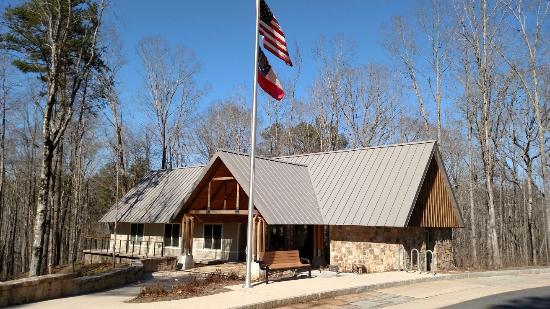 welcome center picture of don carter state park gainesville rh tripadvisor com