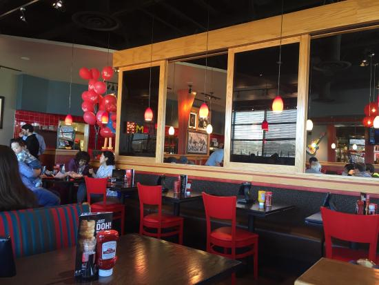red robin gourmet burgers nashville restaurant reviews photos rh tripadvisor com