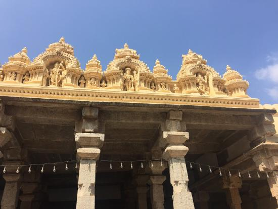 Sri ranganathaswamy temple in bangalore dating