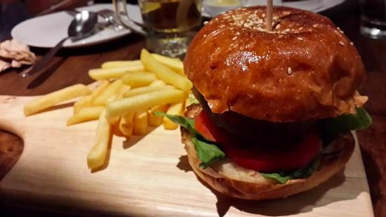 4 Sher by Kokotel: Delicious Hamburger for meat lovers