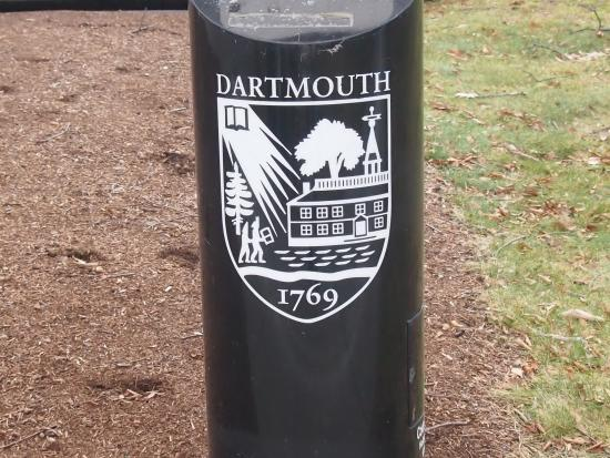 Hanover, Nueva Hampshire: Dartmouth College, an Ivy university established in 1769