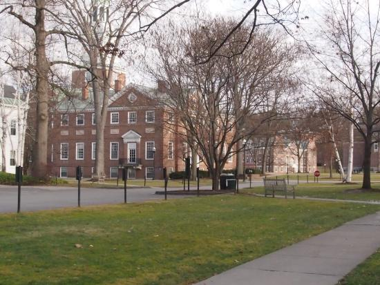 Hanover, NH: Part of the Dartmouth College campus