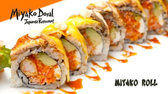 Miyako Restaurant Doral Fl