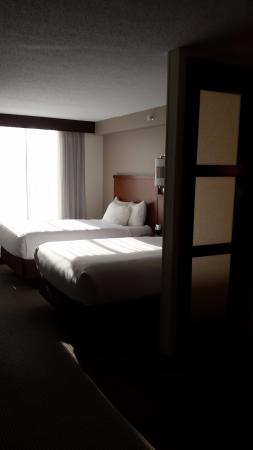 view from sitting room to bedroom area picture of hyatt place rh tripadvisor com
