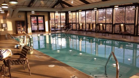 heated indoor pool i bet in the summer time you could open the rh tripadvisor com